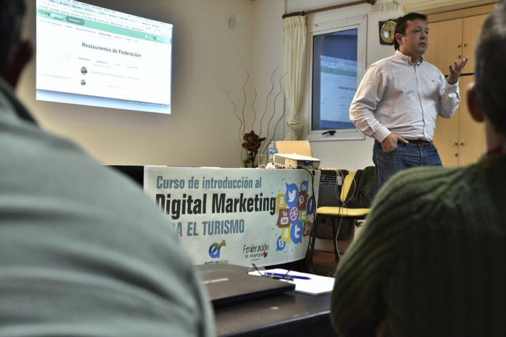 Juan Manuel Altamirano - Marketing para turismo